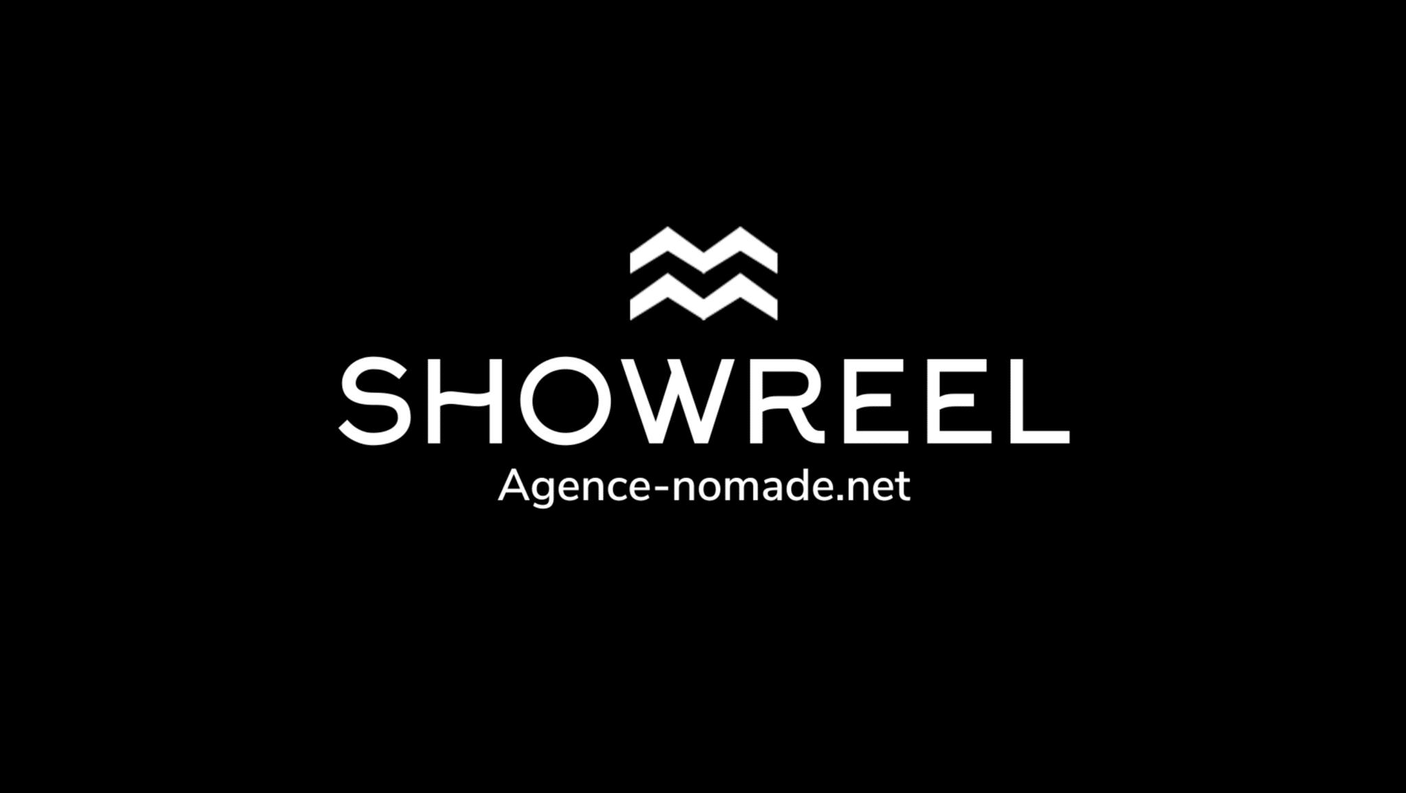 Showreel 2020 agence-nomade.net